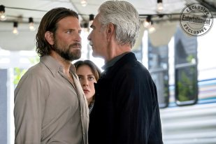 A Star is Born Bradley Cooper, Lady Gaga, and Sam Elliott