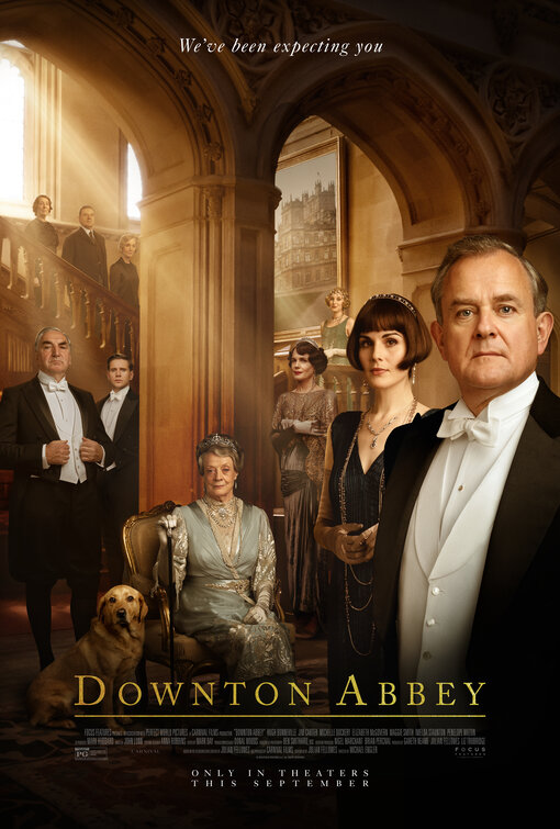 Downton Abbey - We have been expecting you.