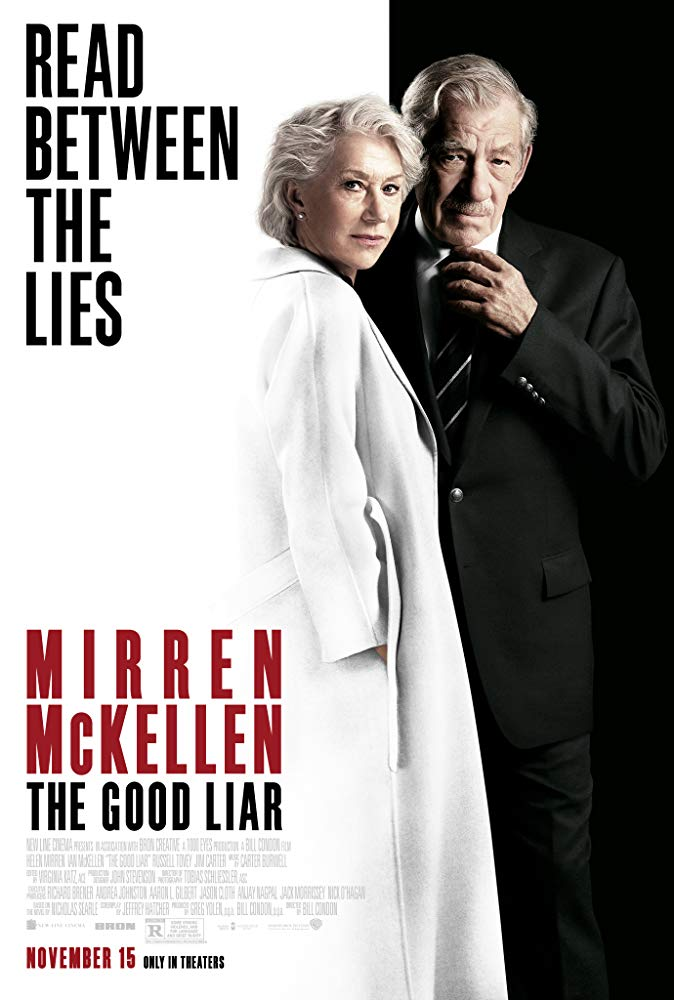 The Good Liar - Read between the lies.
